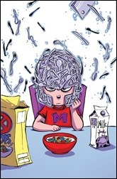 Magneto #1 Cover - Young Variant