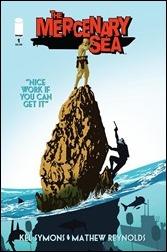 The Mercenary Sea #1 Cover