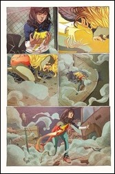 Ms. Marvel #2 Preview 1