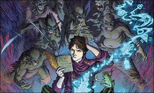 Rise Of The Magi #1
