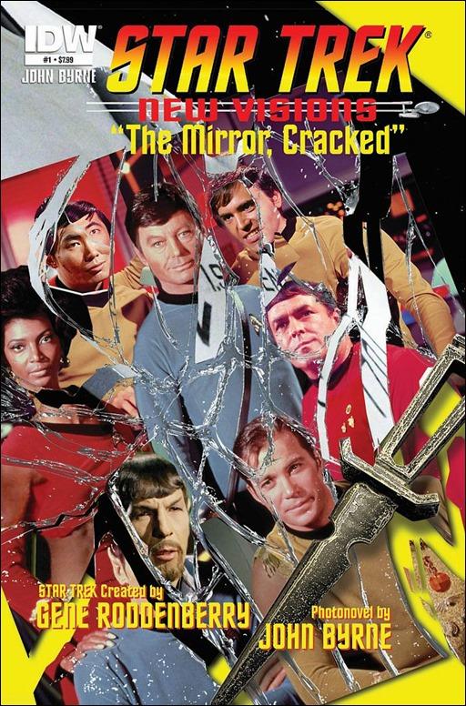 Star Trek: New Visions #1
