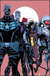 Secret Avengers #1 Cover