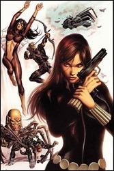 Secret Avengers #1 Cover - Deodato Variant