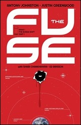The Fuse #1 Cover