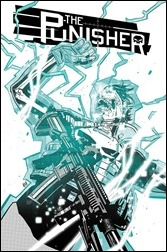 The Punisher #3 Cover