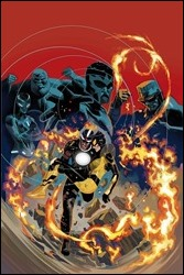 Uncanny Avengers #18.NOW Cover