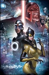Uncanny Avengers #18.NOW Cover - Lee Variant