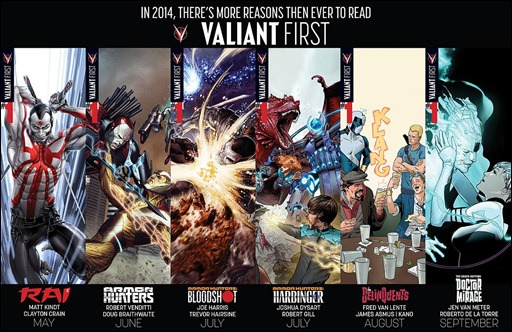 VALIANT-FIRST_POSTER