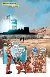 X-O Manowar #22 Preview 2