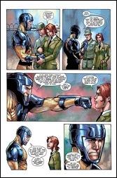 X-O Manowar #22 Preview 5