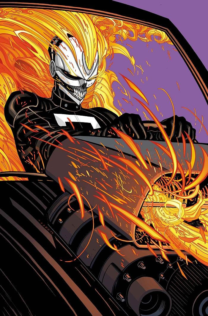 All Of The Kylie Lip Kit Colors: First Look At All-New Ghost Rider #2 By Felipe Smith And