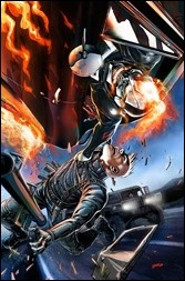 All-New Ghost Rider #2 Cover - Mhan Variant