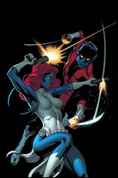 Amazing X-Men #6 Cover