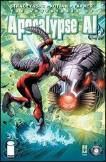 Apocalypse Al #2 Cover