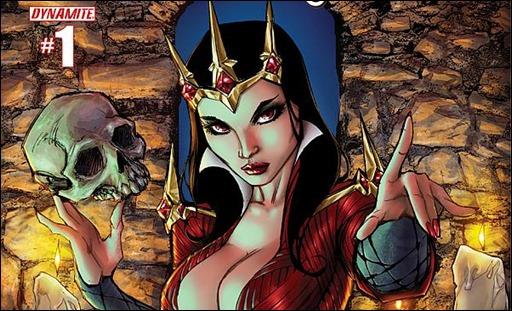Blood Queen #1