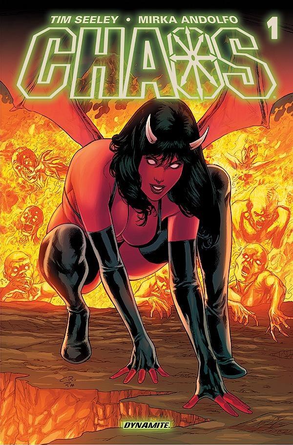 Satan was a lady - 3 part 7