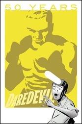 Daredevil #1.50 Cover - Martin Variant A
