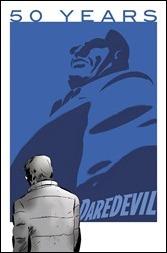 Daredevil #1.50 Cover - Martin Variant D