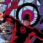 Preview of Daredevil #1.50 Celebrating Daredevil's 50th Anniversary