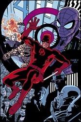 Daredevil #1.50 Cover - Samnee Variant