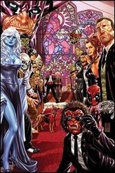 Deadpool #27 Cover - Brooks Variant