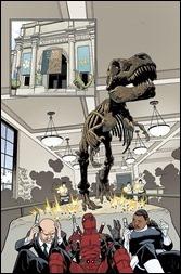 Deadpool #27 Preview 1