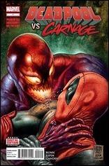 Deadpool vs. Carnage #1 Cover by Glenn Fabry