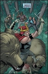 Eternal Warrior #7 Preview 3