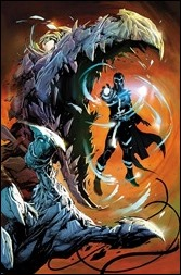 Magneto #2 Cover - Opena/White Variant