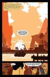 The Mercenary Sea #2 Preview 1