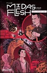 The Midas Flesh #4 Cover A