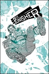 The Punisher #4 Cover