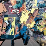 First Look at Quantum and Woody #9 by James Asmus and Kano