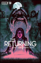 The Returning #1 Cover A