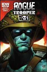 Rogue Trooper #1 Cover