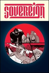 Sovereign #1 Cover