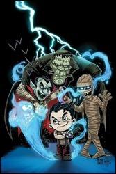 Doctor Spektor: Master of the Occult #1 Cover - Haeser