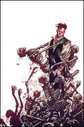 Doctor Spektor: Master of the Occult #1 Cover - Hester
