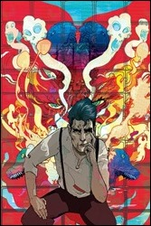 Doctor Spektor: Master of the Occult #1 Cover - Ward