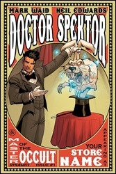 Doctor Spektor: Master of the Occult #1 Cover