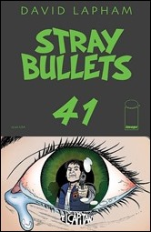 Stray Bullets #41 Cover
