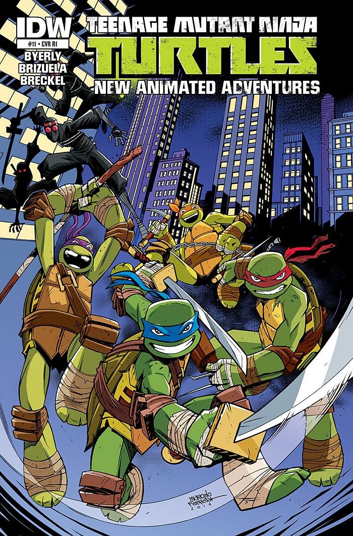 Idw Publishing May 2014 Solicitations