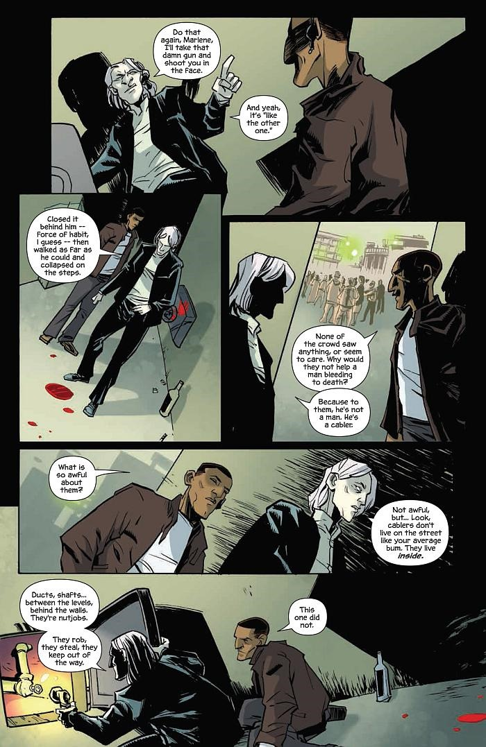 Preview  The Fuse  2 By Antony Johnston And Justin Greenwood
