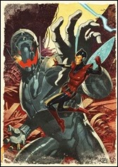 What If: Age of Ultron #1 Cover