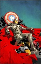 What If: Age of Ultron #1 Cover - Ienco Variant