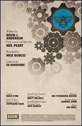 Clockwork Angels #1 Preview 1