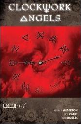 Clockwork Angels #1 Cover A