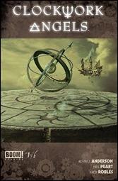 Clockwork Angels #1 Cover B