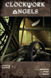 Clockwork Angels #1 Cover C