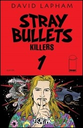 Stray Bullets: Killers #1 Cover